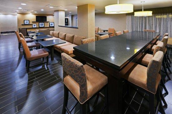 Sherman, TX: Breakfast Dining Area