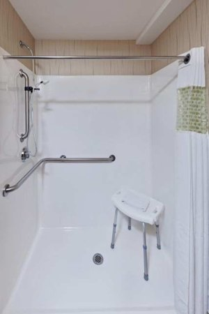 Sherman, Teksas: Accessible Shower
