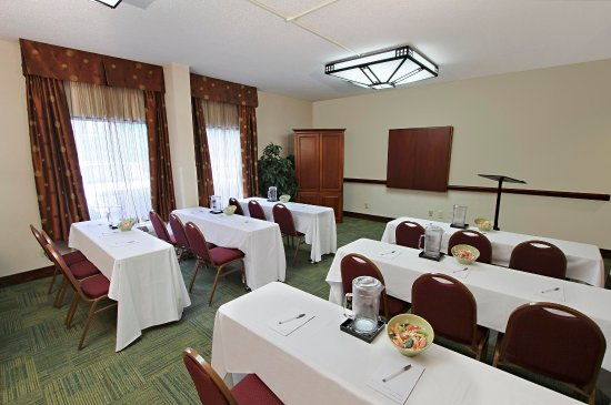 Hampton Inn Salisbury : Meeting Room