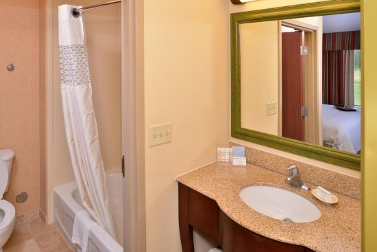 Glen Carbon, Илинойс: King Studio Bathroom