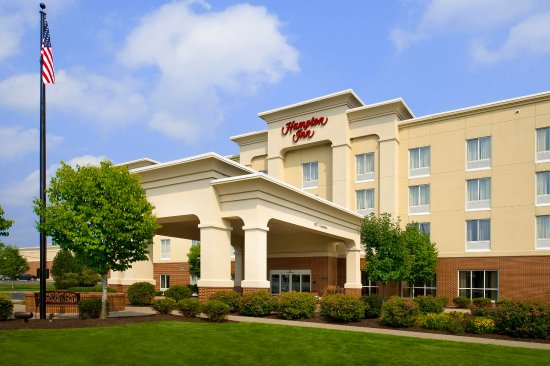 Hampton Inn Syracuse Clay: Exterior