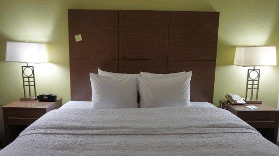 Χέιγουαρντ, Καλιφόρνια: King Guest Room Bed