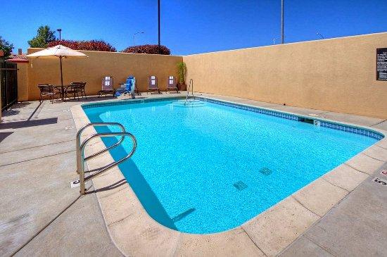Milpitas, Californien: Outdoor Pool