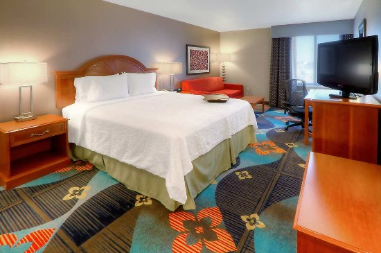 Milpitas, Kaliforniya: King Room Suite