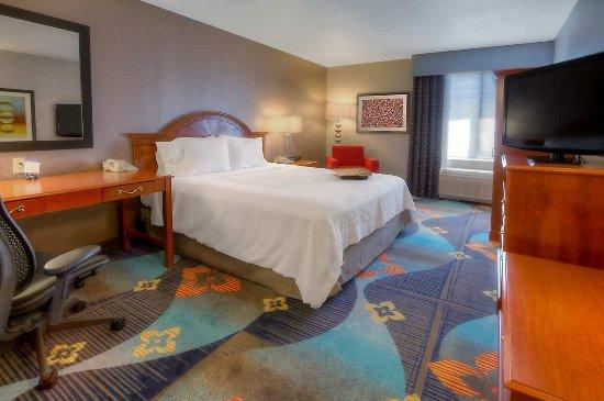 Milpitas, Californien: Accessible King Room