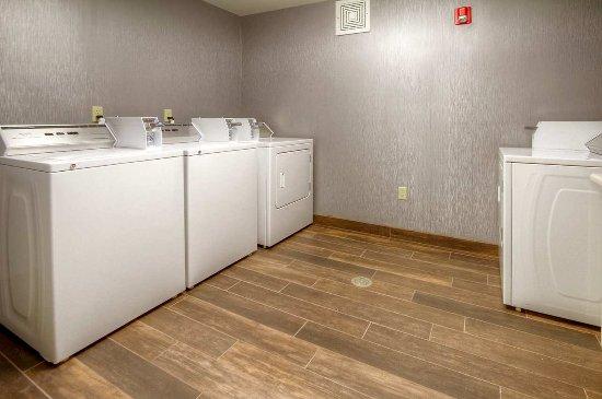 Milpitas, Καλιφόρνια: Guest Laundry
