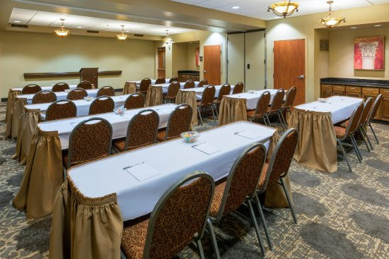 Yuba City, Καλιφόρνια: Classroom-Style Meeting Room
