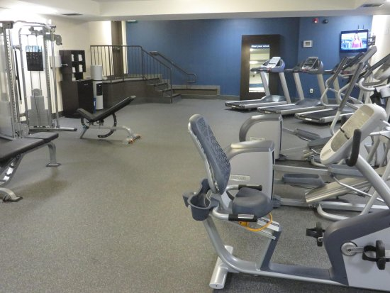 Hampton Inn San Francisco - Daly City: Fitness Center