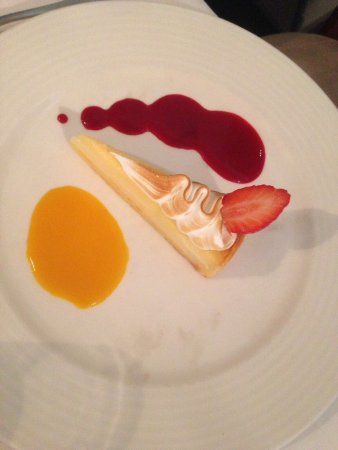 Nedlands, Australia: Lemon tart