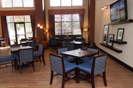 Schertz, TX: Breakfast Dining Area