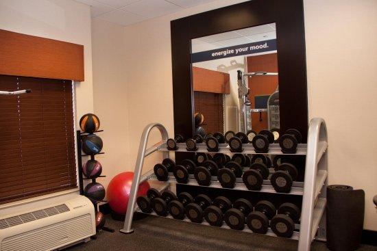 Schertz, TX: Fitness Center