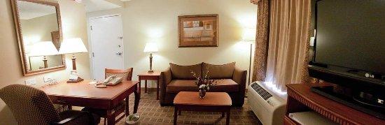 Schertz, TX: Suite Living Area