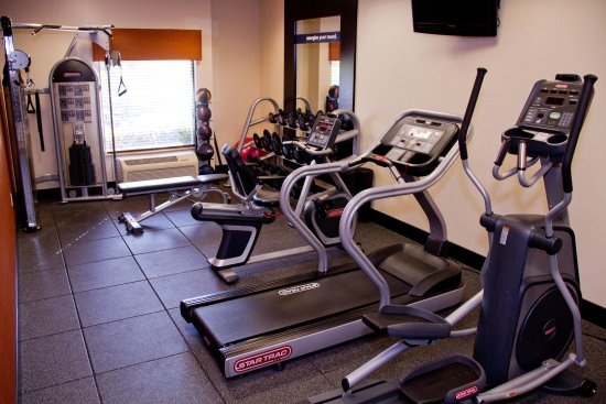 Schertz, TX: Fitness Center Equipment