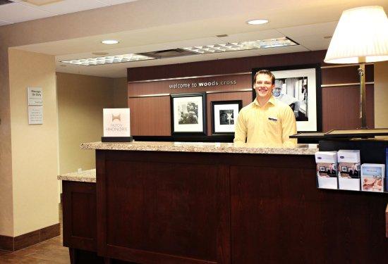 Woods Cross, UT: Reception Desk