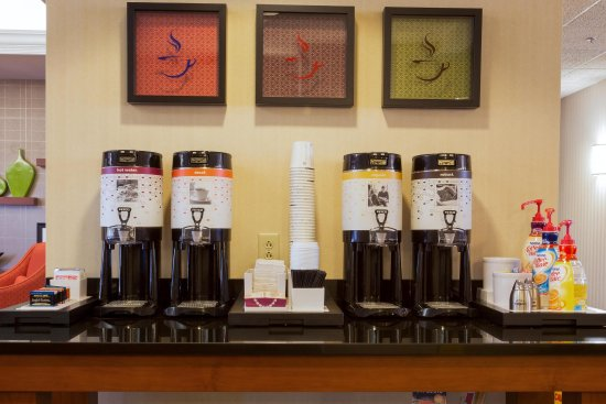 Valley Park, MO: Coffee Station