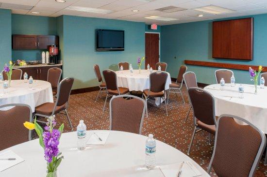 Hampton Inn & Suites South Bend: Meeting Room