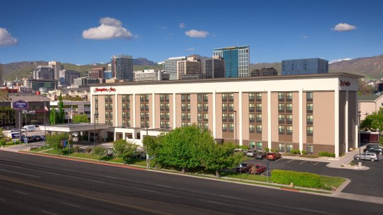 Hampton Inn Salt Lake City-Downtown