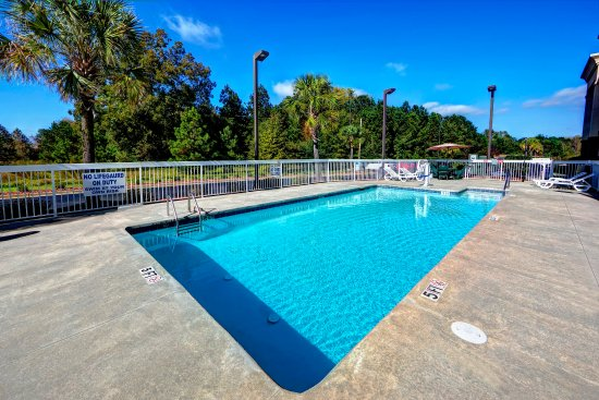 Manning, Южная Каролина: Outdoor Pool