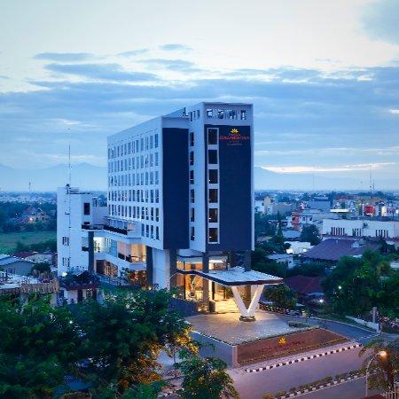 Hotel Grandhika Setiabudi Medan 23 3 1 Prices Reviews Indonesia Tripadvisor