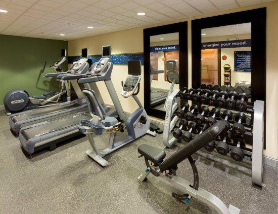 South Plainfield, NJ: Fitness Room
