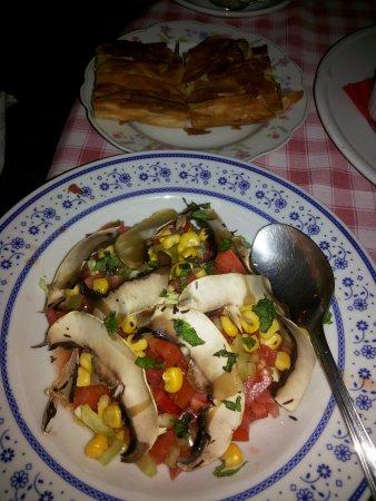 Zagora, Grecja: Breakfast