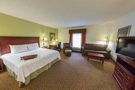 Selma, NC: King Suite Guest Room