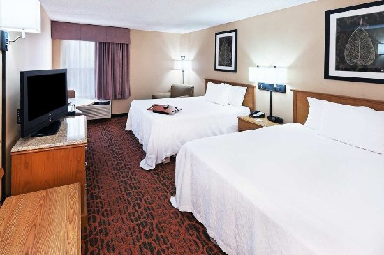 Salina, KS: Double Guest Room