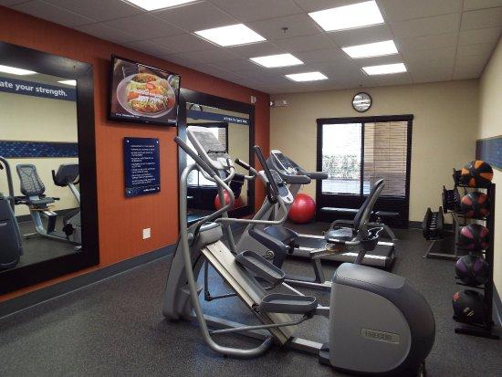 Clinton, MS: Fitness Center