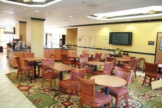 Clinton, MS: Breakfast Area