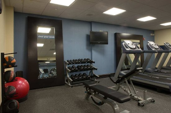 Clarks Summit, Pensilvania: Fitness Center