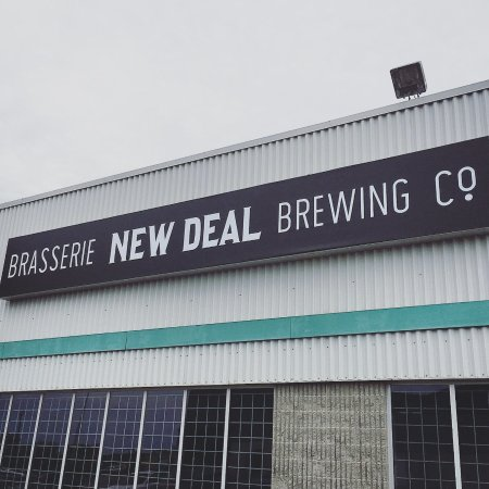 Brasserie New Deal Brewing Co.