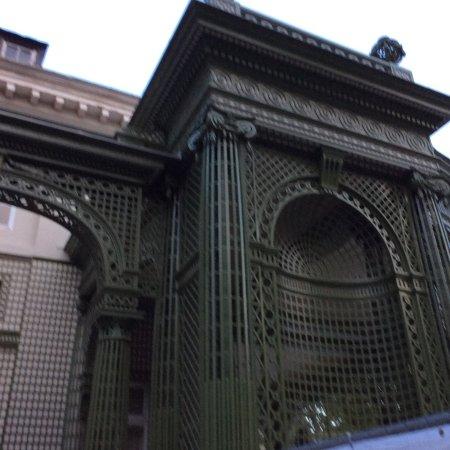 Galerie de treillage du Waux-Hall