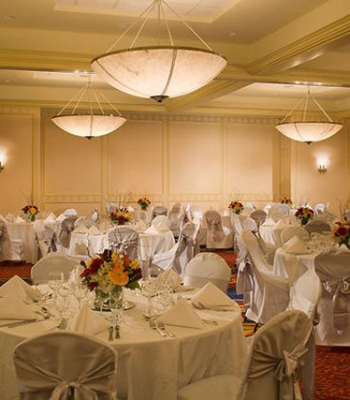 Saddle Brook, Nueva Jersey: Grand Ballroom