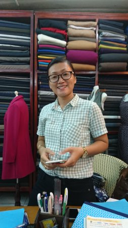 Trung Duc Couture: This is Lee