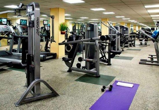 Tarrytown, Nowy Jork: Fitness Center