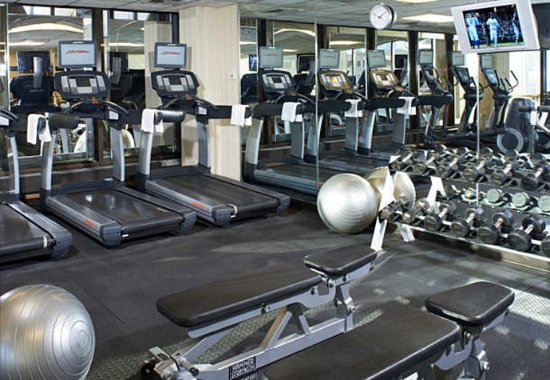 Charleston, Virginia Barat: Fitness Center