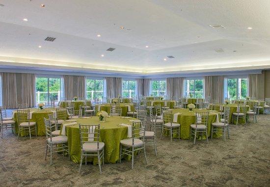 Ponte Vedra Beach, FL: Arbor Ballroom Reception