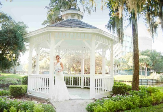 Ponte Vedra Beach, FL: Wedding Gazebo