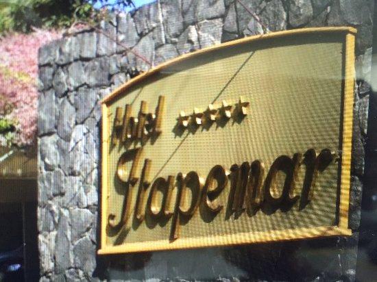 Itapemar Hotel: Felicidade quando chegamos!!
