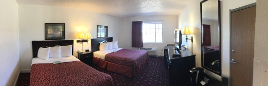 Lake Village, AR: Double Queen Size Bed Room