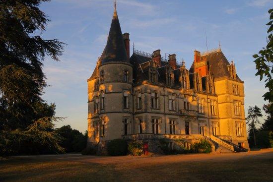 Buzancais, Γαλλία: au soleil couchant - Sunset