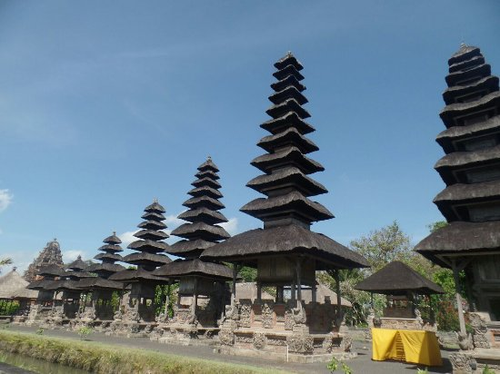Mengwi, Indonesia: Tamany Ayun temple , amazing views