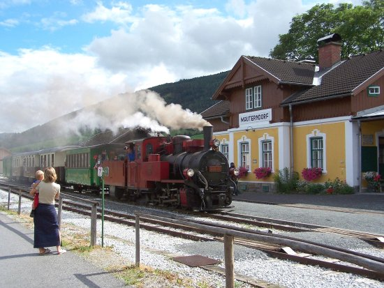 Mauterndorf, Austria: Traumhafte Kulisse