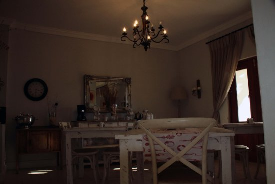 Prince Albert, Güney Afrika: Lodge Diner