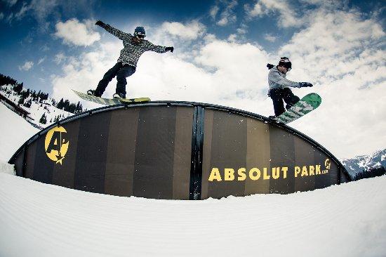 Österrike: Absolut Park