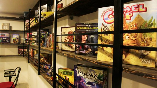 ‪Board Game Station‬