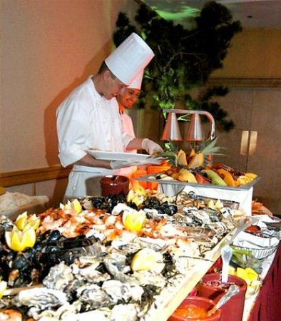 Walnut Creek, Kalifornien: Catering