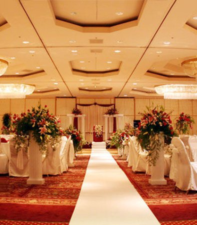 Walnut Creek, Kalifornien: Wedding Aisle