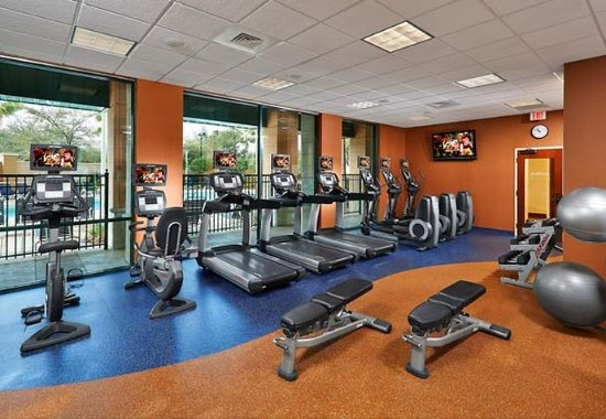 Lake Mary, FL: Fitness Center