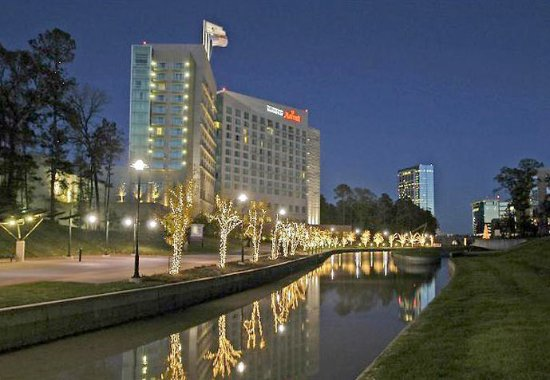 ‪The Woodlands Waterway Marriott Hotel & Convention Center‬